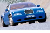Bugatti EB 118 de 1998 - Un concept de coupé à 18 cylindres