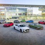 Dans les coulisses de la production des modèles RS par Audi Sport