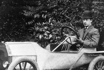 Ettore Bugatti - Perfectionniste et inventeur