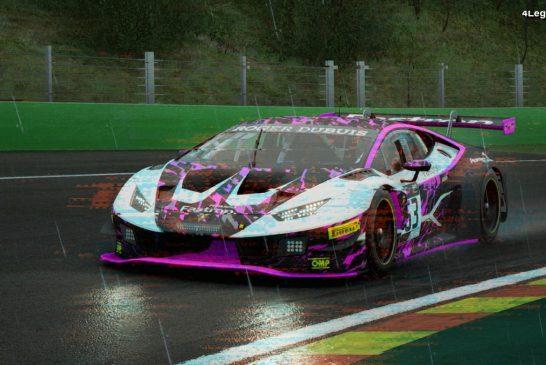 Lamborghini se lance dans l'eSport avec The Real Race