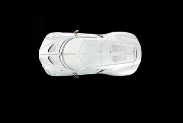 Miniatures Bugatti La voiture Noire au 1:43 et au 1:18