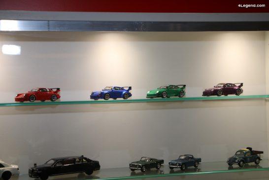 Spielwarenmesse 2020 - Miniatures Porsche 911 RWB (964 & 993) au 1:43 par Schuco