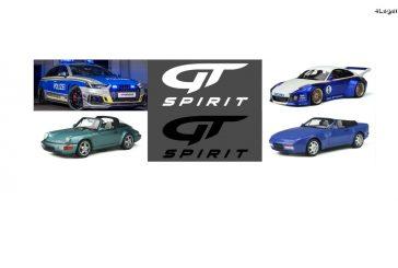 Nouveautés 09&10/2020 miniatures Audi & Porsche au 1:18 par GT Spirit