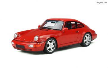 Deux nouvelles miniatures de Porsche 911 au 1:18 par GT Spirit