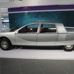 NSU Ro 80 Pininfarina de 1971 – Un concept de grande berline