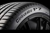 Nouveau pneu Pirelli Cinturato P7 doté d'un composé intelligent