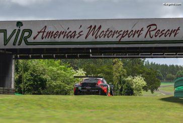 IMSA iRacing Pro - Podium pour Porsche sur le Virginia International Raceway