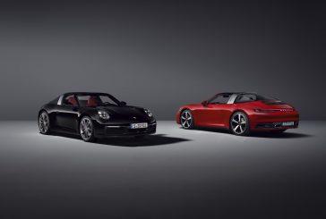 Nouvelles Porsche 911 Targa 4 & Targa 4S - Élégantes, extravagantes et uniques