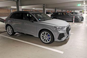 Rappel de 14 400 Audi Q3 de 2019 pour un problème d'Airbag