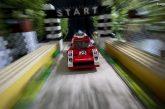 Reproduction de célèbres photos de Porsche en LEGO