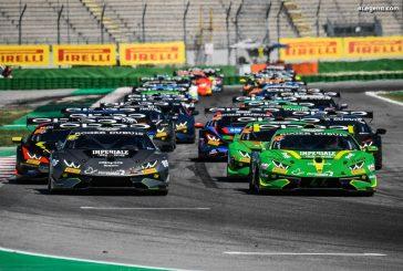 Lamborghini Super Trofeo Europe : la saison 2020 commence à Misano Adriatico
