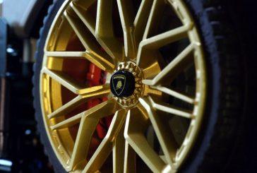 Teaser LEGO Technic Lamborghini Sián FKP 37