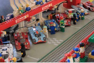 ConfineMans - Les 24 Heures du Mans en mode miniature
