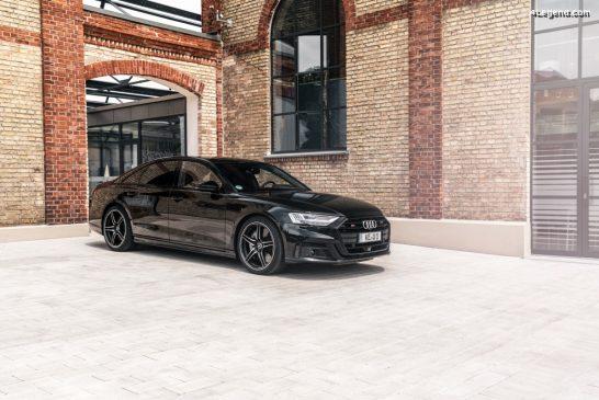 La nouvelle Audi S8 développe 700 ch et 880 Nm via ABT Sportsline
