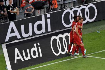 Audi et le FC Bayern lancent le