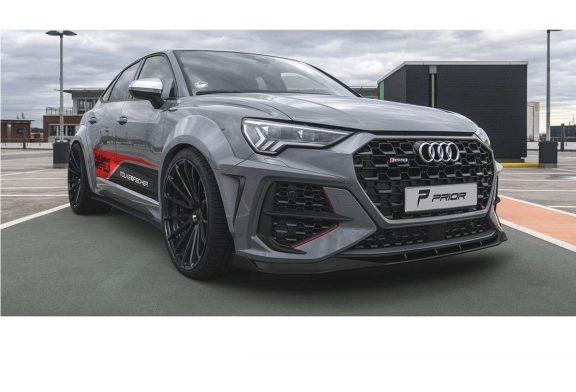 Audi RS Q3 Sportback avec kit large par Prior Design