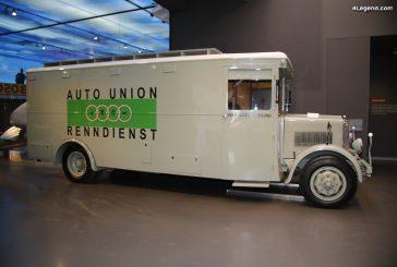 Camion de transport Auto Union Büssing NAG Type 300 de 1934