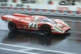 Porsche célèbre les 50 ans de sa première victoire au général au 24 Heures du Mans