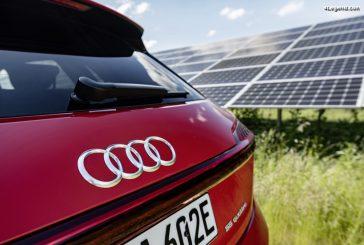 Audi et EnBW coopèrent sur le stockage de la batterie