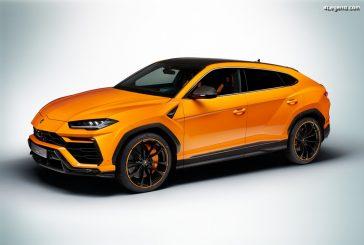 Lamborghini Urus Pearl Capsule - Une version colorée du super SUV