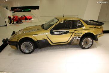 Porsche 924 Carrera GTS Rallye de 1981 - Nombreuses victoires avec Walter Röhrl