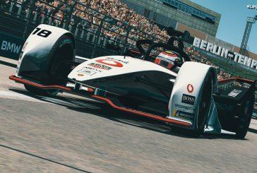 Grande finale Formule E virtuelle : Porsche se classe parmi les 10 premiers