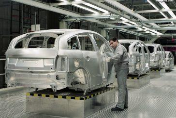 L'Audi A2 a reçu en 2000 l'European Aluminium Award