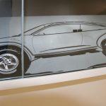 Projet Porsche Cayenne Coupé E1 de 1997 – Concept d'un tout-terrain sportif