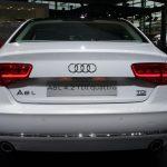 Rappel de 11 000 Audi A8 pour des problèmes de pollution