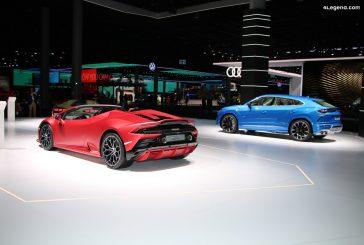 Fin des salons automobiles pour Lamborghini
