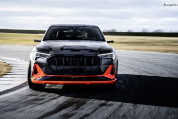 Concept aérodynamique innovant des modèles Audi e-tron S