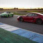 La boîte PDK arrive sur les Porsche 718 Spyder, 718 GT4 et 718 GTS 4.0