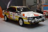 Audi 200 quattro Safari - Victoire au 35ème Marlboro Safari Rally Kenya 1987