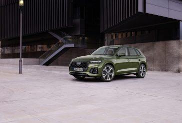 L'Audi Q5 se refait une beauté avec l'apparition de nouveaux équipements