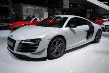 Audi R8 GT Coupé de 2010 - Une série limitée à 333 exemplaires