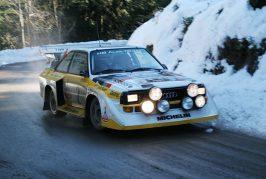 Un dimanche au Turini avec Stig Blomqvist et une Audi Sport quattro S1 E2