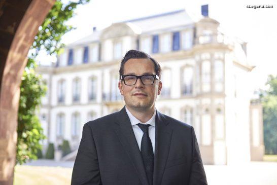 Holger Brandt - Nouveau directeur service après-vente et service client chez Bugatti