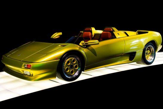 Lamborghini Diablo Roadster Concept de 1992