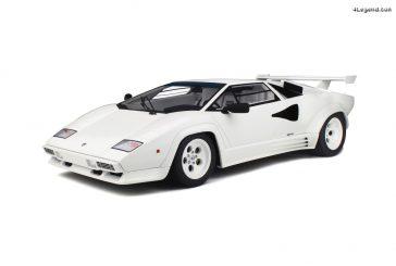 Miniature Lamborghini Countach LP5000 QV au 1:8 par GT Spirit