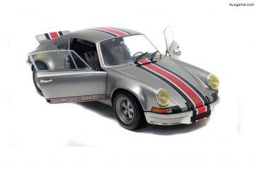Miniature Porsche 911 Outlaw par Solido au 1:18
