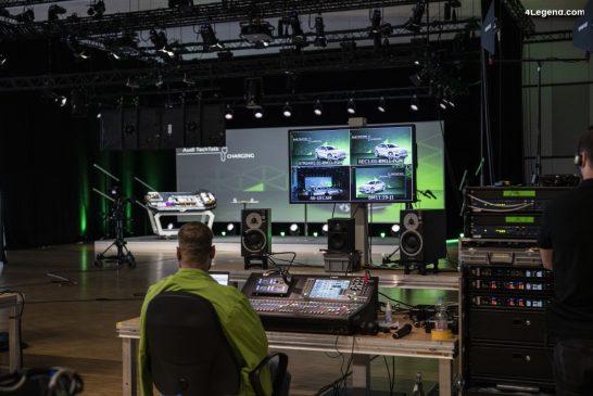 Audi communique dans de nouveaux formats numériques