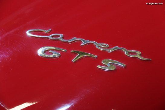 GTS - 3 lettres légendaires issues de la Porsche 904 Carrera GTS