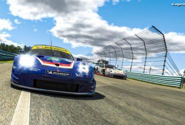 IMSA iRacing Pro Series - Podium pour une Porsche 911 RSR à Watkins Glen