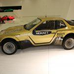 Porsche 924 Carrera GTS Rallye de 1981 – Nombreuses victoires avec Walter Röhrl