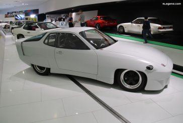Porsche 924 Weltrekordwagen de 1976 - La 924 la plus rapide