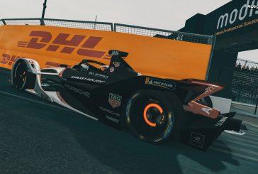 Formule E - Quatrième podium consécutif pour le pilote Porsche Rogers à New York