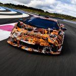 Lamborghini SCV12 : l'hypercar de la Squadra Corse prête à prendre la piste