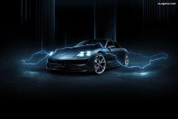 Techart personnalise le Porsche Taycan
