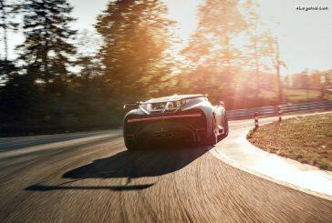 Un tour à bord de la nouvelle hypersportive Bugatti Chiron Pur Sport