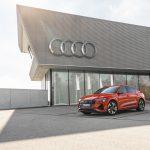 L'Audi e-tron est leader dans son segment sur le marché mondial